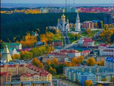 Санатории Ханты-мансийского автономного округа
