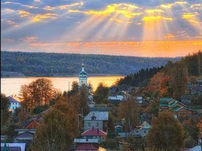 Санатории Ивановской области
