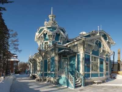 Санатории Томской области