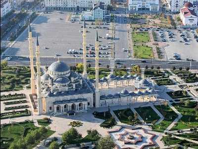 Санатории Чеченской республики